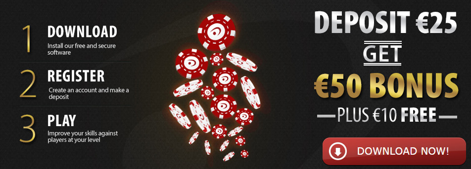Betclic Poker Bonus - complete package with 200% premium
