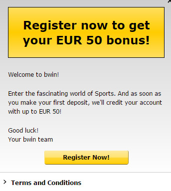 Bwin Bonus Bwin: enticing gifts for new and existing customers