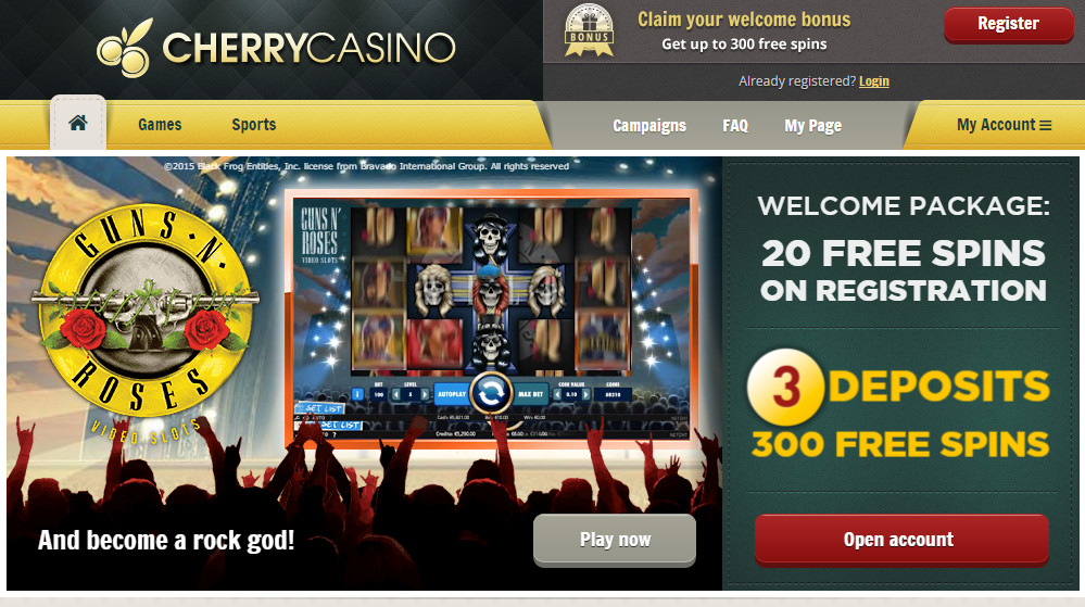 CherryCasino Our experience in tourism - is the Cherry Casino Scam?