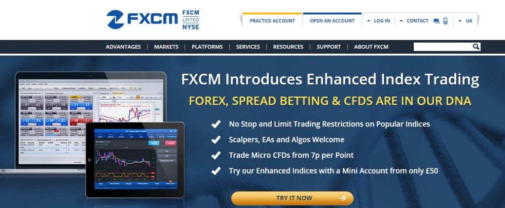 FXCM Seat and regulation