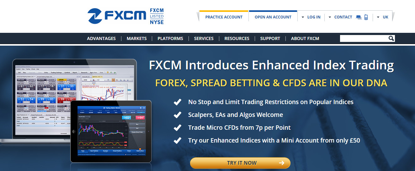 Forex trading account uk