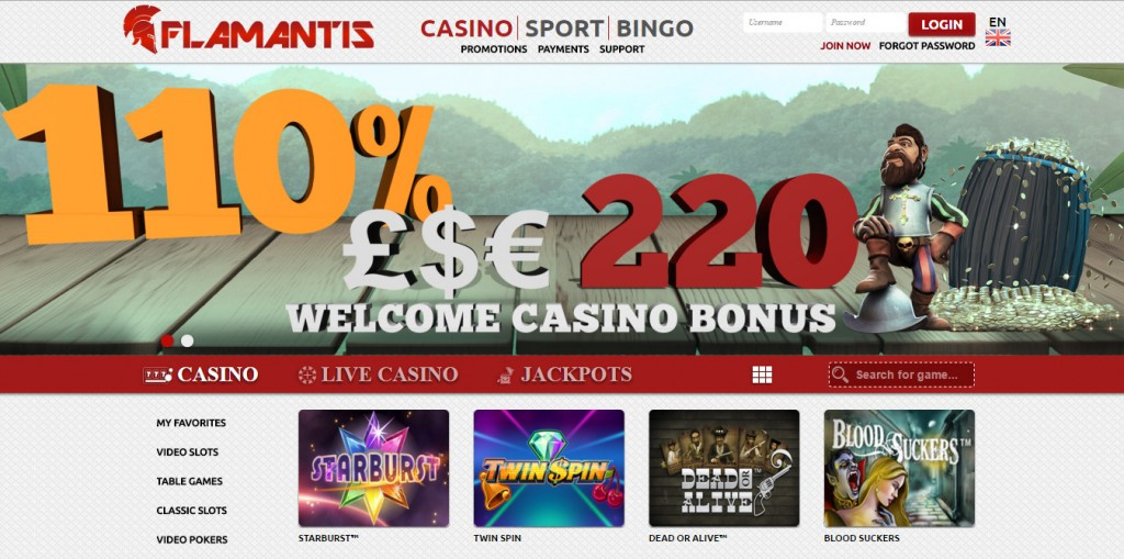 Flamantis Bet Offer / Liveplay Flamantis campaigns for more choice