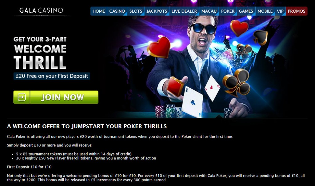 GalaCasino Step by step: How Holst you Your Bonus