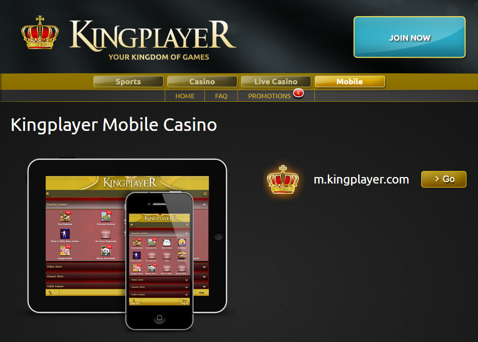 KingPlayer Mobile App: Technically forefront