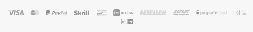 The Tipico payout Overview